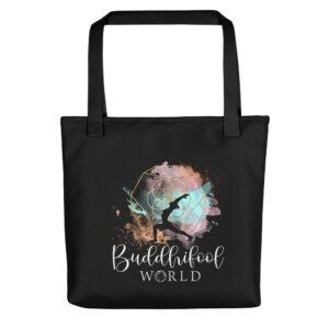 Buddhifool Tote Bag