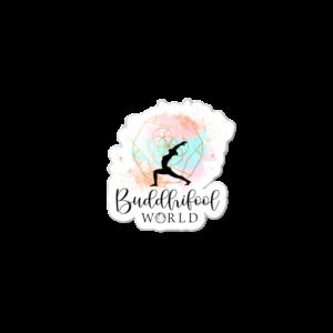 Buddhifool Bubble-Free Stickers