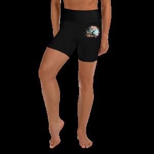 Buddhifool Yoga Shorts