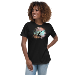Buddhifool World Women's Relaxed T-Shirt