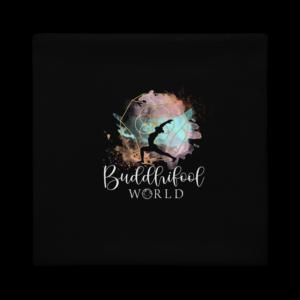 Buddhifool World Pillow Case